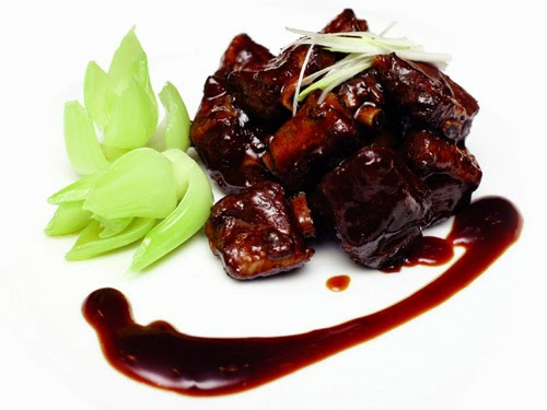 Cách làm sườn xào chua ngọt kiểu Thượng Hải