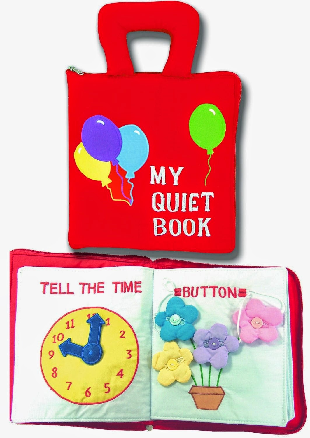 http://www.amazon.com/Quiet-Book-Fabric-Activity-Children/dp/B00000J3LL/ref=sr_1_2?ie=UTF8&qid=1429803153&sr=8-2&keywords=my+quiet+book