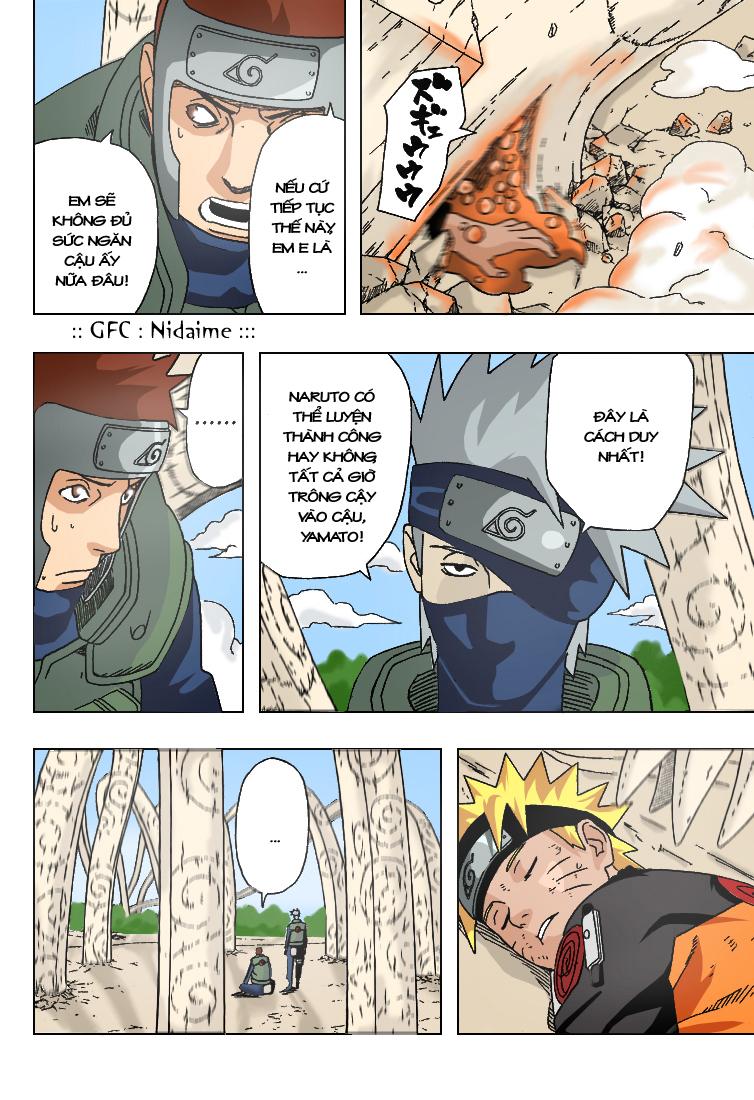 Naruto chap 322.Color Trang 12 - Mangak.info