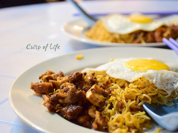Jiao Sai Maggie Mee/Restoran Yunus Khan @ Abu Siti Lane, Penang
