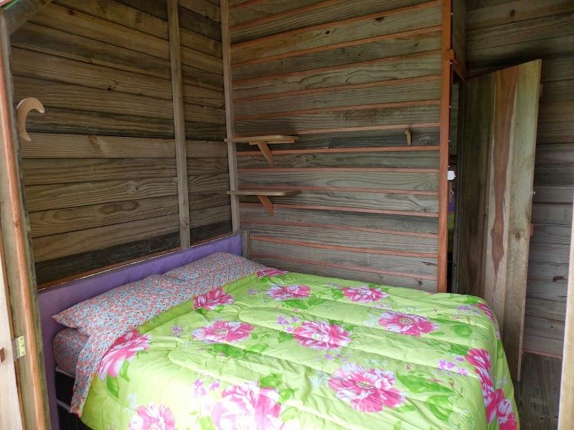 Quarto 1 cabana 8