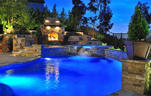 Casas cocinas mueble piscinas pequenas prefabricadas - Piscinas prefabricadas precios ...