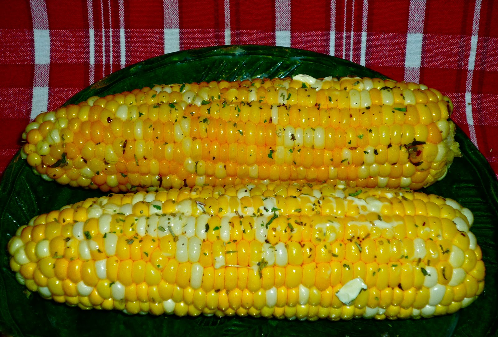 ... and Grilling Ideas for Summer...Featuring Herb-Butter Grilled Corn