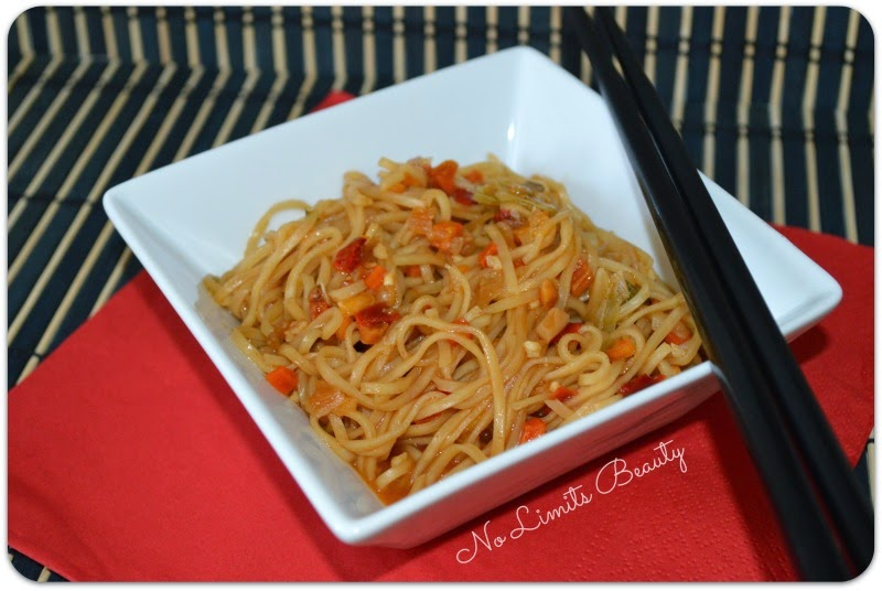 iHerb: Spicy Kung Pao Noodle de Dr. McDougall's