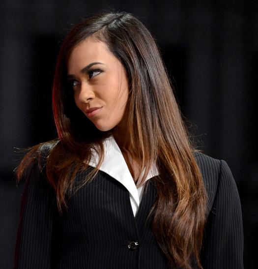 La mas hermosa gerente general, super sensual gerente de la marca Raw en WWE Aj Lee