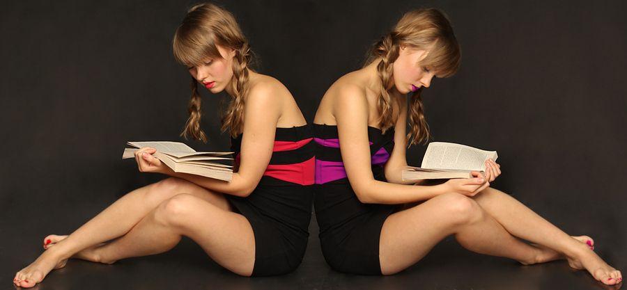 6. Twins by Julia K