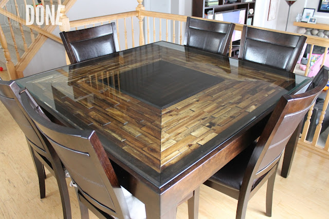 {The UNDONE Blog} Dining Table