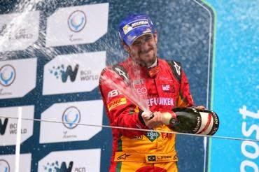 E o próximo encontro da Fórmula E será em 13/12 em Punta del Este, no Uruguai