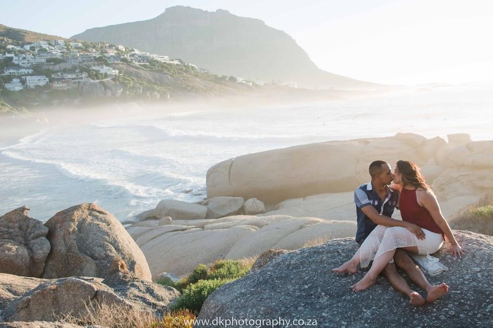 DK Photography CCD_1840 Preview ~ Melissa & Garth's Engagement Shoot in Suikerbossie Forest & Llandudno Beach  Cape Town Wedding photographer