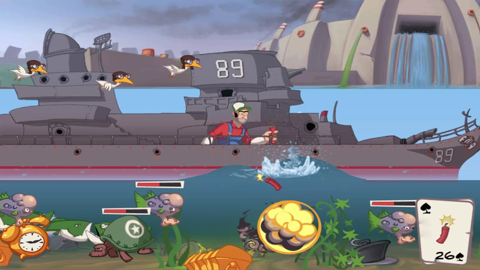 Super Dynamite Fishing Premium v1.2.1