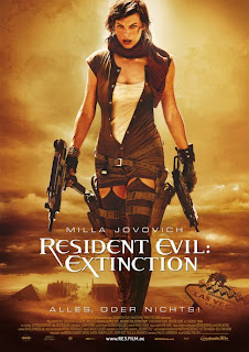 Watch Resident Evil: Extinction (2007) movie free online