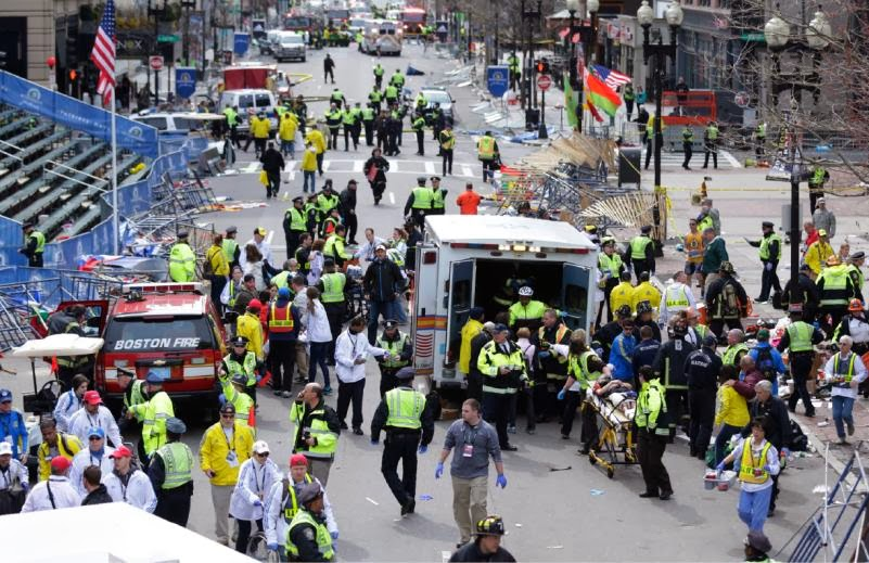 Boston Bombing Case