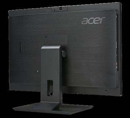 задняя часть моноблока Acer Veriton Z4810G