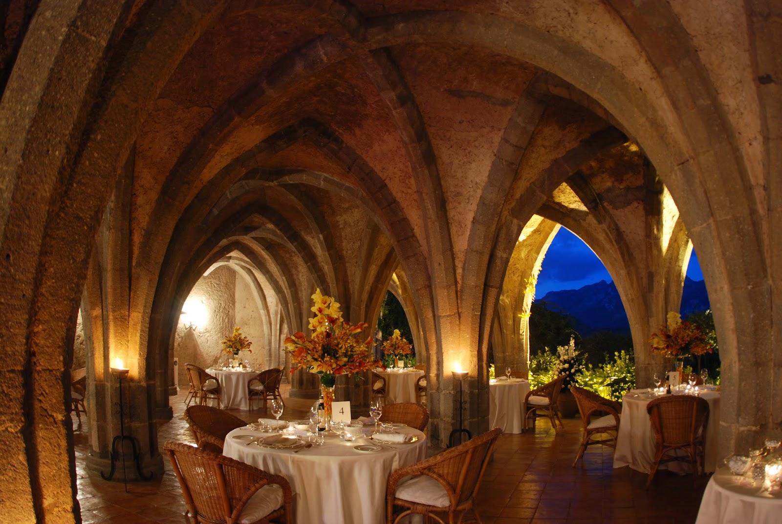 Elegant Occasions Eat Pray Love Italy
