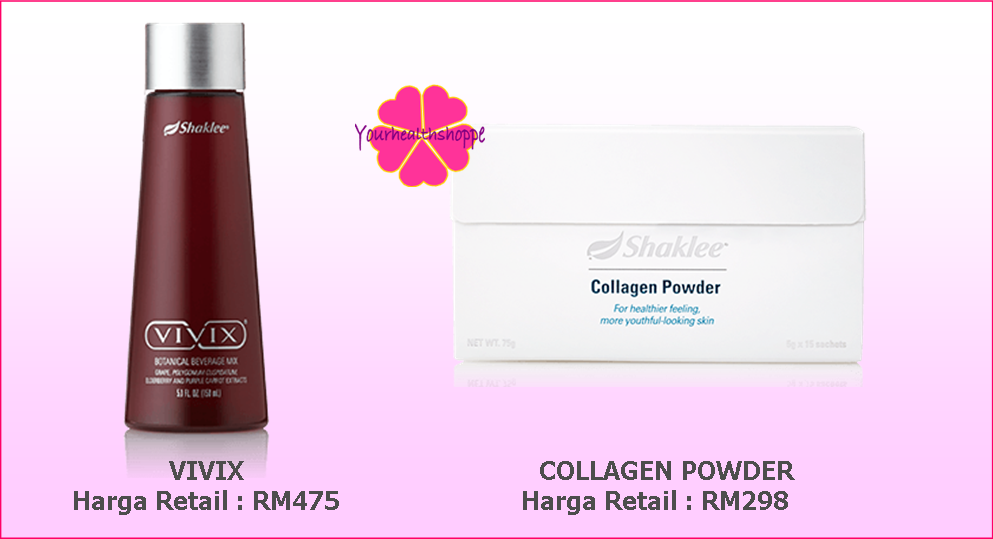 collagen shaklee