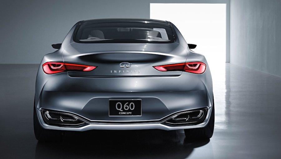 日産 インフィニティ・Q60コンセプト