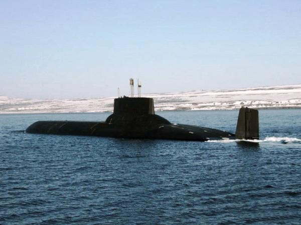 Ship commissioned in 2007 and used by the russian northern fleet as a