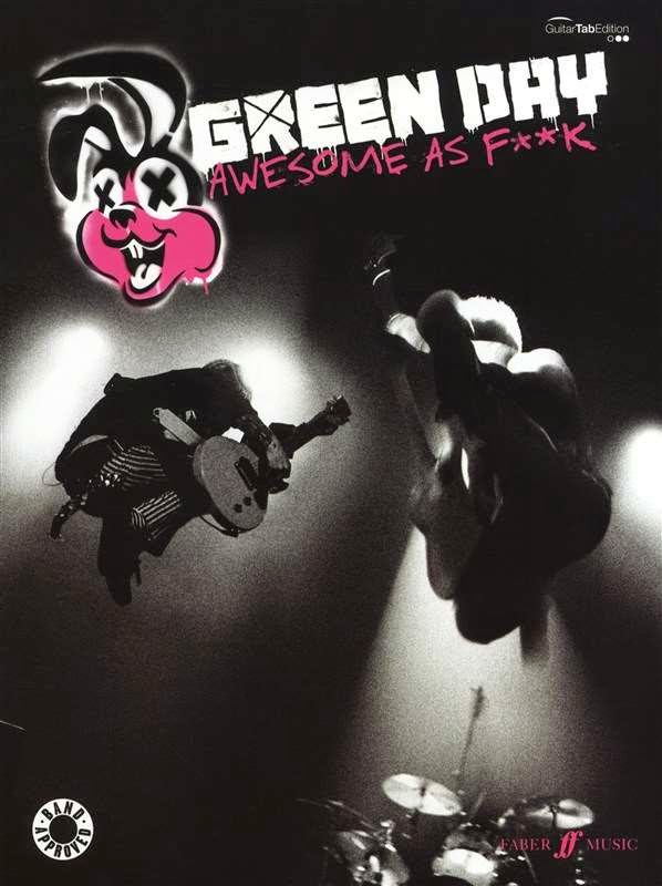 Green Day - Awesome As F**K - HD 720p