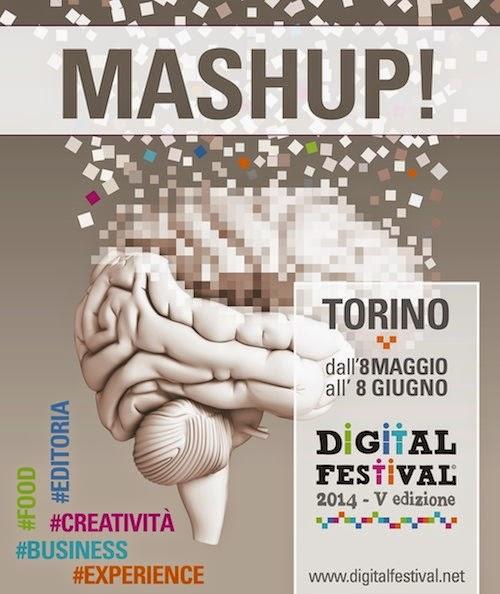 anche eventiatmilano partecipa al Digital Festival 2014 di Torino