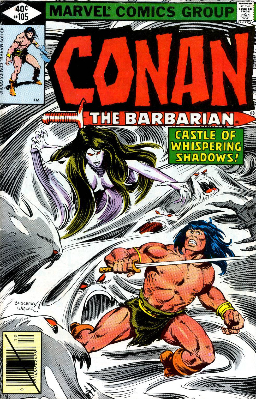 Conan the Barbarian (1970) Issue #105 #117 - English 1