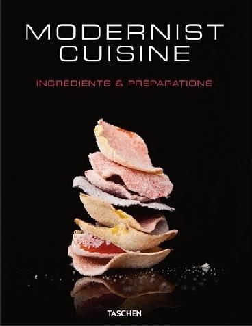 Modernist cuisine ceci n est pas un livre mais une uvre for Taschen cuisine