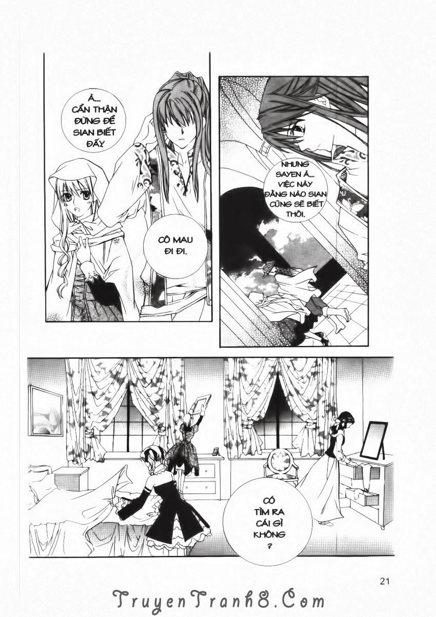 A Kiss For My Prince - Nụ Hôn Hoàng Tử Chapter 17 - Trang 22