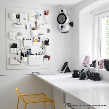 my scandinavian home: The home of a Danish artist / architect