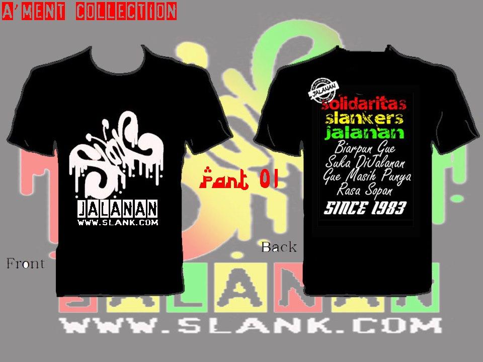 Logo Slankers Jalanan Amint Media Lowayu