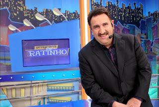 Participar dez ou mil programa do Ratinho