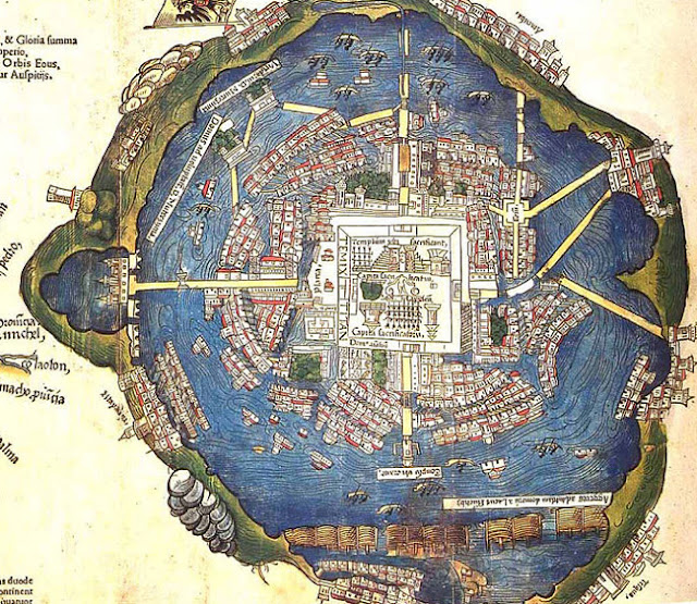 Architecture and Urbanism : Tenochtitlan's Demise