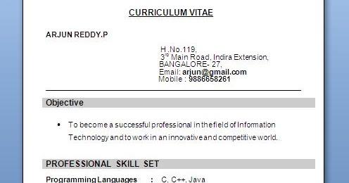word 2013 resume tunnelvisie