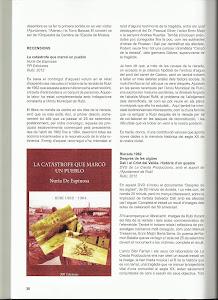 Reseña del historiador Jordi Vilalta sobre mi libro
