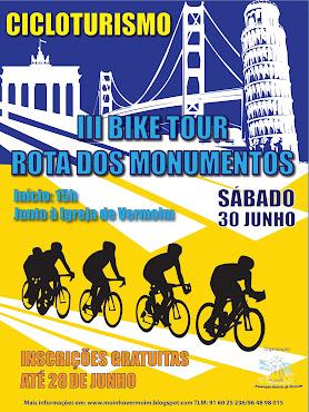 III Bike Tor Rota dos Monumentos