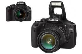 CANON EOS 550D Kit1
