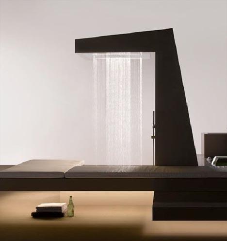 Dise os de grifos y duchas super modernos dornbracht for Banos super modernos