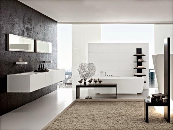 Dise o de ba os italianos modernos ba os y muebles - Muebles italianos modernos ...