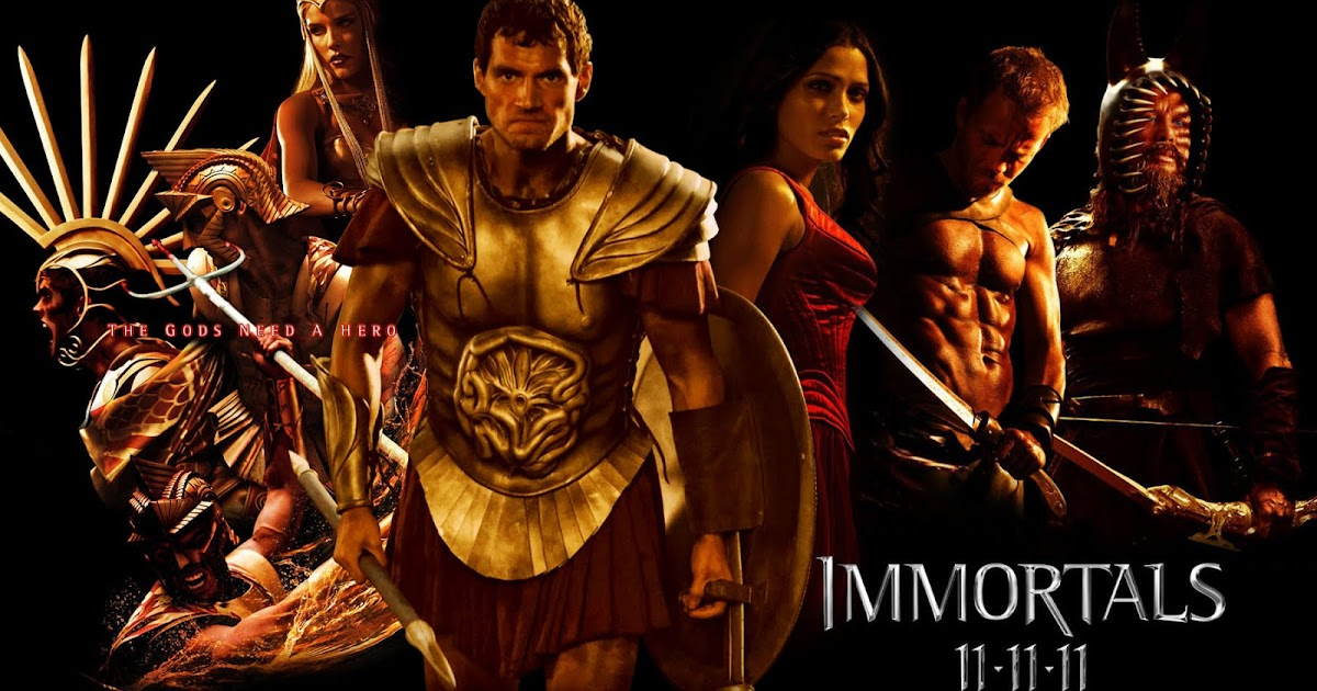 Immortals Movie Dubbed In Hindi [TOP] Download Immortals_poster