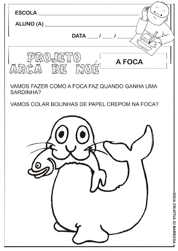 Atividades Centenário Vinicius de Moraes Projeto Arca de Noé