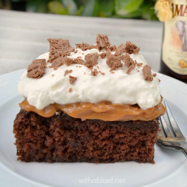 Amarula Chocolate Cake