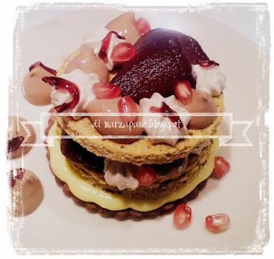 da sweety of milano: il dolce d'autunno di santin
