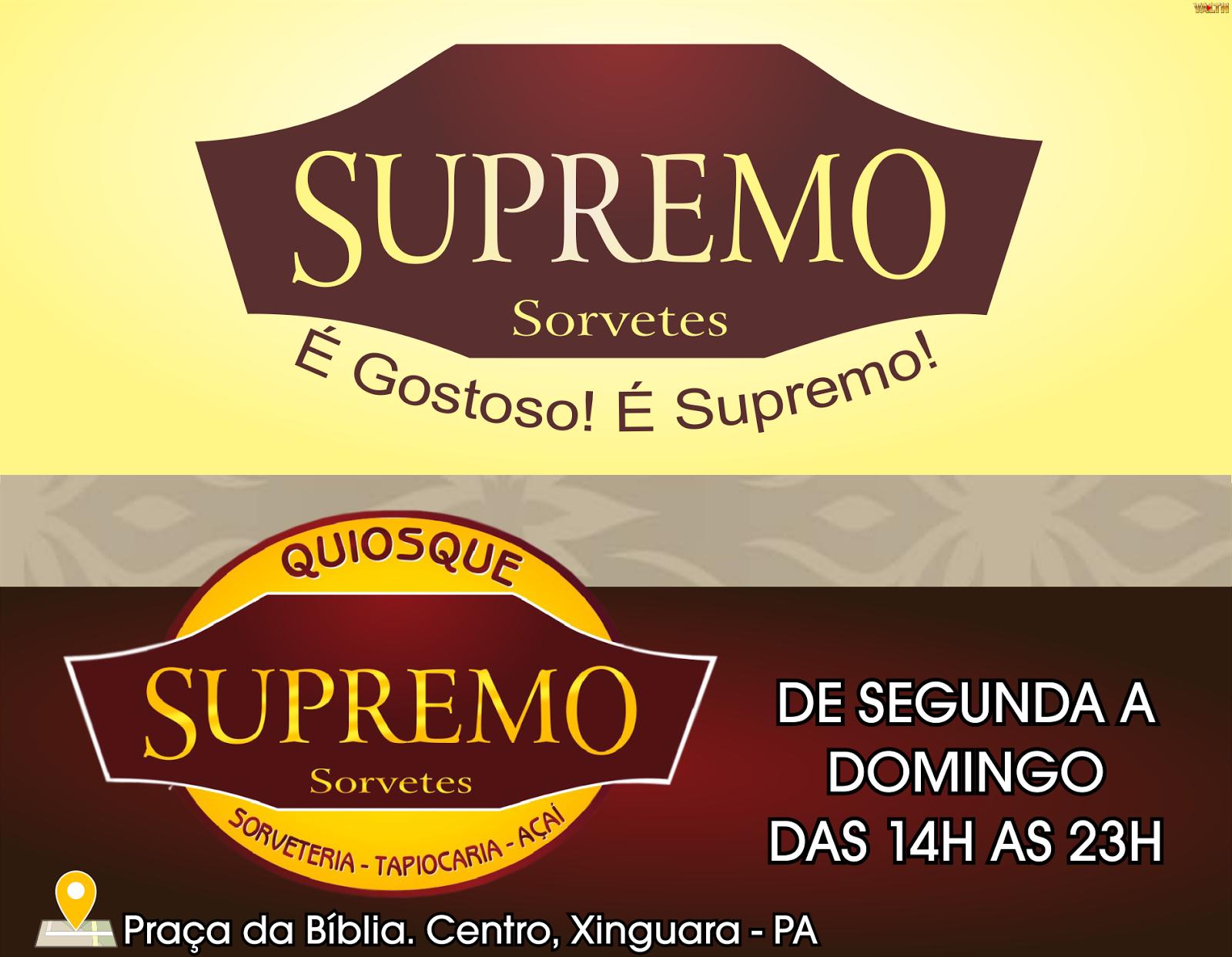 SUPREMO SORVETES