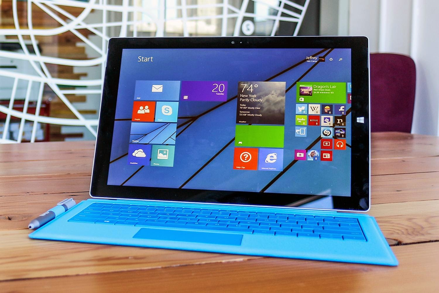 Microsoft Surface Pro 3 review - Specification and Pricing