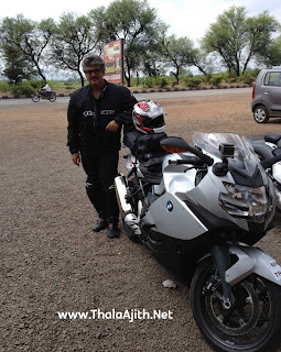 Ajith Kumar 16 hours ride