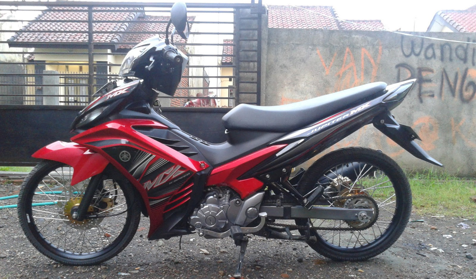 Label: modifikasi jupiter mx