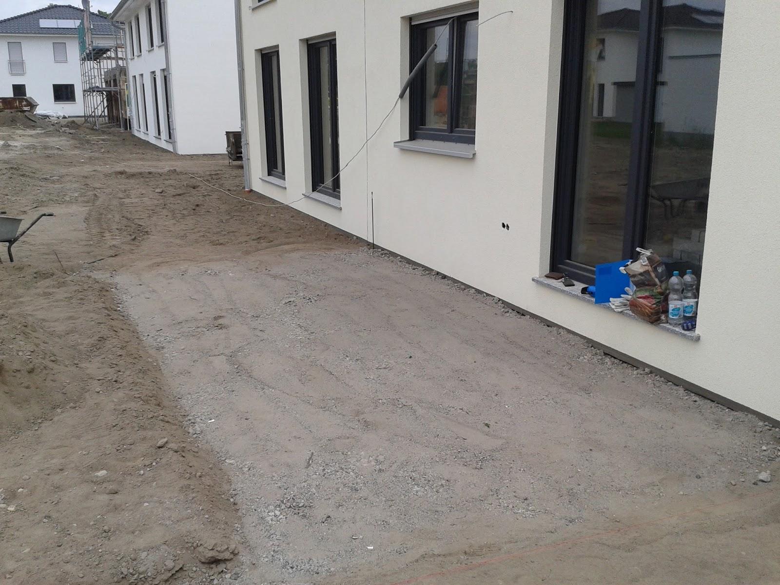 Bautagebuch: unsere eigenen vier Wände