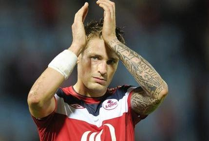 Mathieu Debuchy Tattoo