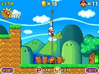 Game super mario - Game giải cứu công chúa