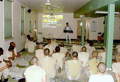 The Mahdi at Lackland AFB #1