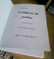 1ª página do livro