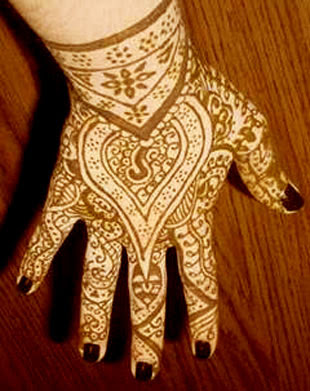 Latest Henna Mehndi Design